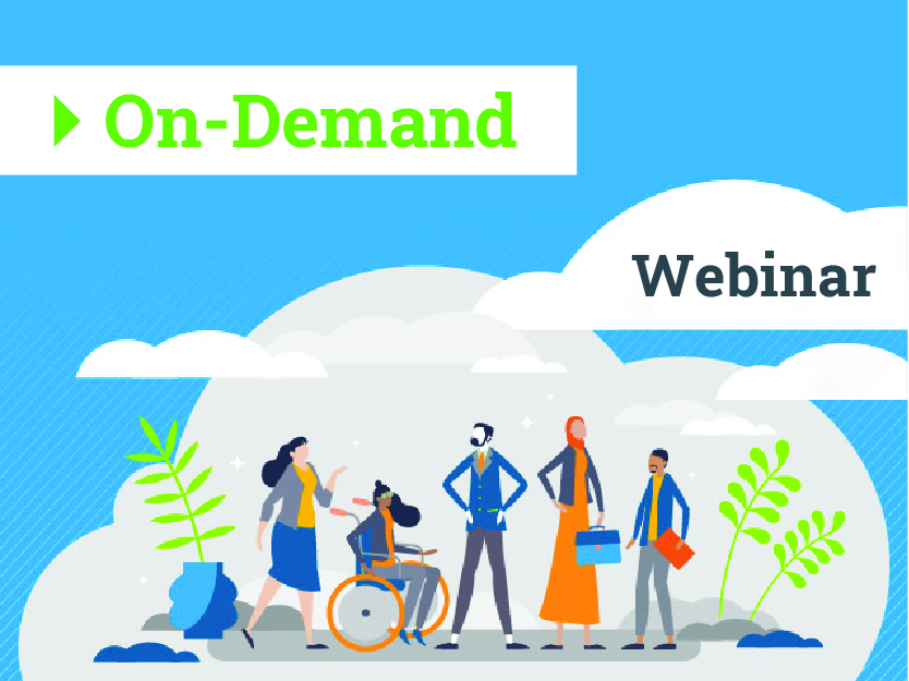 on-demand webinar web tile